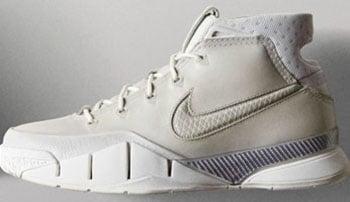 Nike Kobe 1 Fade to Black Mamba