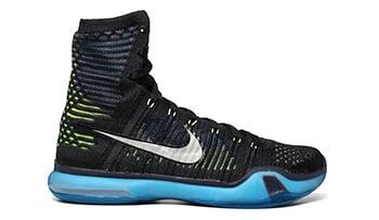 Nike Kobe 10 Elite High Team Release Date