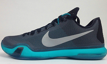 Nike Kobe 10 Emerald Blue Release Date