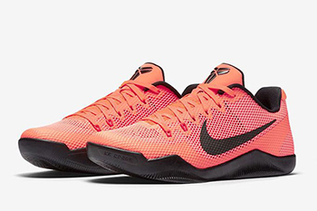 Nike Kobe 11 Bright Mango