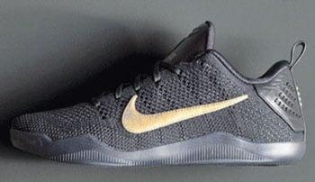 Nike Kobe 11 Fade to Black Mamba