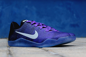Nike Kobe 11 Purple Black
