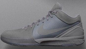 Nike Kobe 4 Fade to Black Mamba