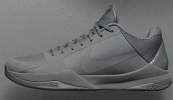 Nike Kobe 5 Fade to Black Mamba