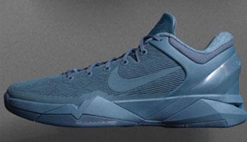 Nike Kobe 7 Fade to Black Mamba