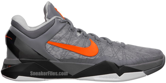 Nike Kobe VII (7) 'Wolf' - Updated Release Info