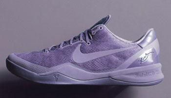 Nike Kobe 8 Fade to Black Mamba