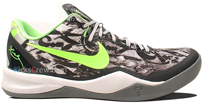 Nike Kobe 8 System Flash Lime Release Date 2013