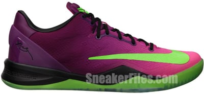 Nike Kobe 8 System MC Pink Flash Release Date 2013