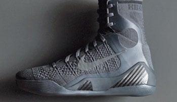 Nike Kobe 9 Elite Fade to Black Mamba