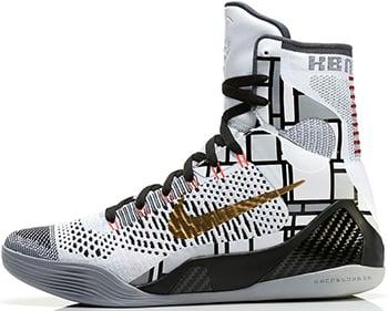 Nike Kobe 9 Elite Gold Release Date