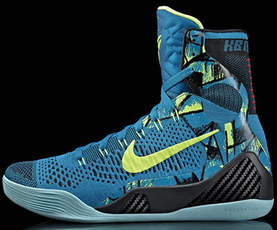 Nike Kobe 9 Elite Perspective New Turq Volt Release Date 2014