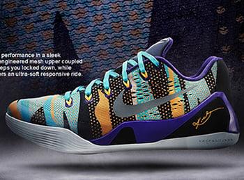 Nike Kobe 9 EM Unleashed Release Date