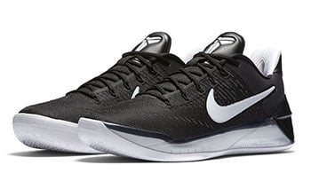 Nike Kobe AD Black White