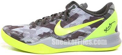 Nike Kobe System Sport Grey Volt Platinum Release Date 2013