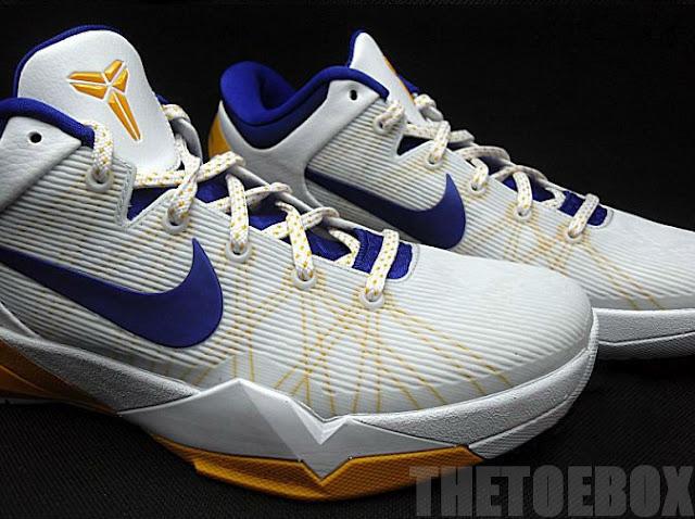 Nike Kobe VII (7) 'Home' - Release Date + Info