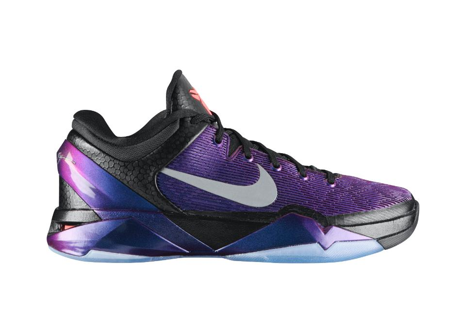 Nike Kobe VII (7) 'Invisibility Cloak' - Updated Release Info