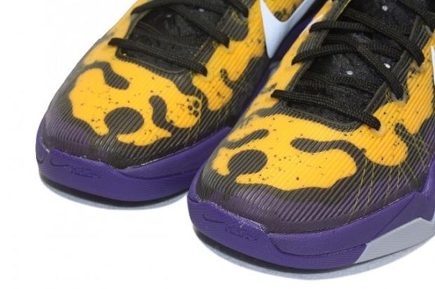 dfc28a20fad ... Nike Kobe VII (7)  Lakers Poison Dart Frog