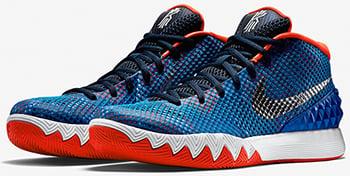Nike Kyrie 1 USA Release Date 2015