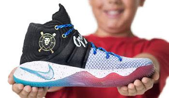 Nike Kyrie 2 Doernbecher
