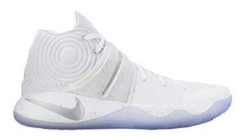 Nike Kyrie 2 Silver Speckle
