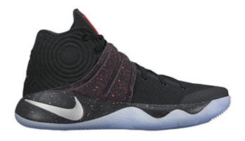 Nike Kyrie 2 Speckle Bright Crimson