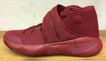 Nike Kyrie 2 Team Red Release Date