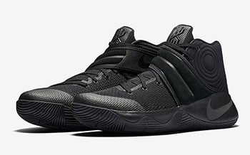 Nike Kyrie 2 Triple Black