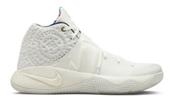 Nike Kyrie 2 What The Sail White