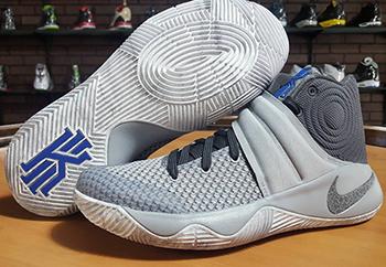 Nike Kyrie 2 Wolf Grey Omega