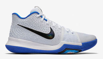 Nike Kyrie 3 Hyper Cobalt