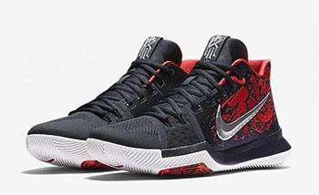 Nike Kyrie 3 Samurai Release Date