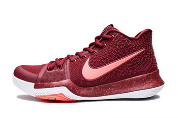 Nike Kyrie 3 Hot Punch Team Red Release Date