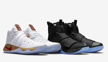 Nike Kyrie LeBron Game 3 Pack
