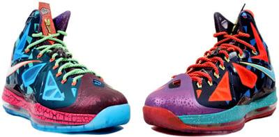 Nike LeBron 10 MVP Release Date 2013
