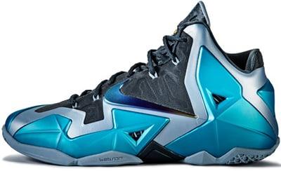 Nike LeBron 11 Armory Slate Release Date