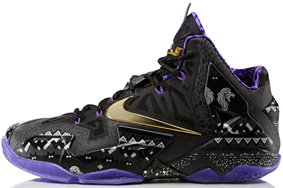 Nike LeBron 11 BHM Black History Month Release Date 2014