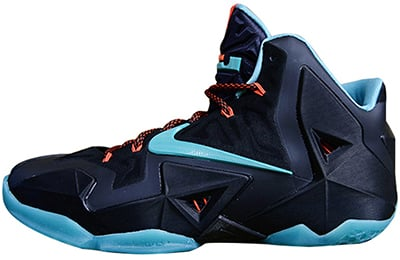 Nike LeBron 11 Diffused Jade Release Date 2014