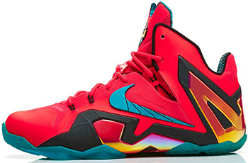 Nike LeBron 11 Hero Release Date
