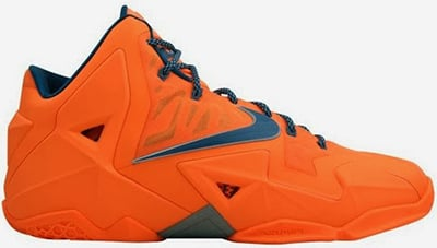 Nike LeBron 11 HWC Release Date 2014