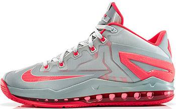 Nike LeBron 11 Low Crimson Release Date