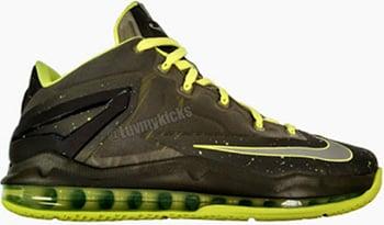 Nike LeBron 11 Low Dunkman Release Date
