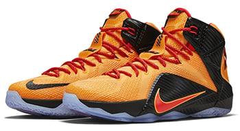 Nike LeBron 12 CLE Release Date 2015