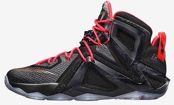 Nike LeBron 12 Elite Release Date 2015