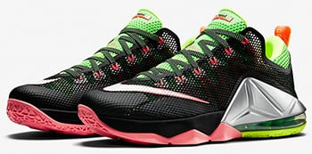 Nike LeBron 12 Low Remix Release Date 2015