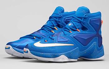 Nike LeBron 13 Balance Release Date