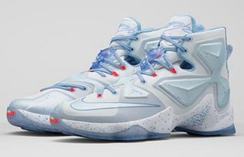 Nike LeBron 13 Christmas Release