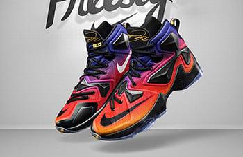 Nike LeBron 13 Doernbecher Release Date