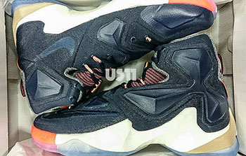 Nike LeBron 13 LuxBron