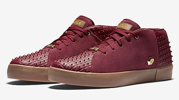 Nike LeBron 13 NSW Lifestyle Red Gum Date